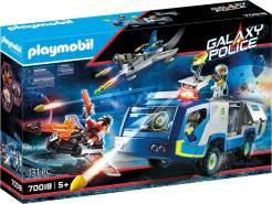 Playmobil Galaxy Police 70018 'Galaxy Police-Truck', 131 Teile, ab 5 Jahren, mit Lichteffekten