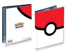 Ultra Pro - Pokemon Pokeball 4-Pocket Portfolio (Sammelkartenspiel-Zubehör)
