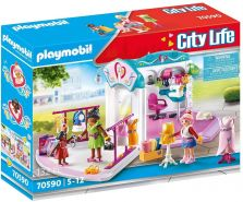 Playmobil City Life 70590 'Fashion Design Studio', 132 Teile, ab 5 Jahren