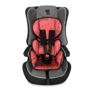 Lorelli Explorer Black & Red Cities Autositz 9-36 kg, Gruppe 1/2/3, Prüfnorm ECE R44/04, 1007089-1980
