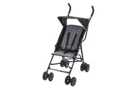 Safety 1st Buggy 'Flaps' inkl. Verdeck Black Chic