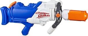 Nerf 'Super Soaker Hydra' Wasserpistole mit 1,9 Liter fassenden Wassertank, beeindruckende Größe, ab 7 Jahren