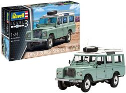 Revell - Land Rover Series III