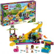 LEGO Friends 41374 'Andreas Pool-Party', 468 Teile, ab 6 Jahren