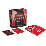 DENKRIESEN 'STADT LAND VOLLPFOSTEN – Das Kartenspiel – Rotlicht Edition' Kartenspiel, ab 16 Jahren, 3 - 6 Spieler, 30 min. Spielzeit