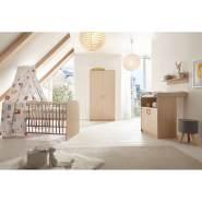 Schardt 'Classic Buche' 3-tlg. Babyzimmer-Set Schrank 2-türig
