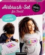 Airbrush Set für Textil