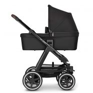 ABC Design 'Viper 4' Kombikinderwagen 3 in 1 Midnight inkl. Sportsitz, Babywanne, Cybex Cloud Z Babyschale Deep Black