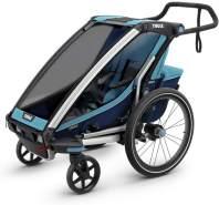 Thule 'Chariot Cross' Fahrradanhänger 2020 Blau, 1-Sitzer