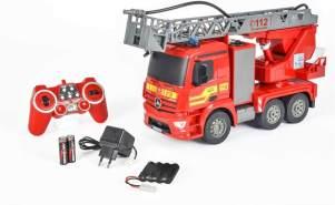 Carson '1:20 Feuerwehrwagen 2.4 GHz 100% RTR', ferngesteuertes Fahrzeug, detailliertes Modell mit neuester Technik (500907282)