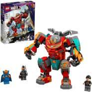 LEGO Marvel 76194 'Tony Starks sakaarianischer Iron Man', 369 Teile, ab 8 Jahren