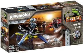 Playmobil Dino Rise 70628 'Pteranodon: Attacke aus der Luft', 50 Teile, ab 5 Jahren