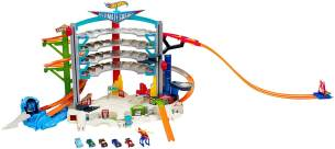 Mattel - Hot Wheels - Megacity Parkgarage (CMP80)