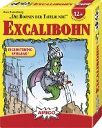 AMIGO Kartenspiel 02051 'Bohnzana' Excalibohn