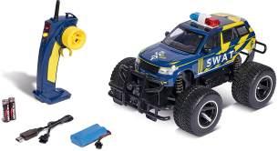 Carson 500907321 1:14 SWAT 2.4GHz 100% RTR, Ferngesteuertes Auto