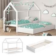 VitaliSpa 'Wiki' Kinderbett 90x200 cm weiß, inkl. Bettschublade