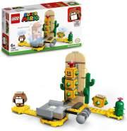 LEGO Super Mario 71363 'Wüsten-Pokey - Erweiterungsset', 180 Teile, ab 6 Jahren