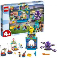 LEGO Disney Pixar's ToyStory4 10770 'Buzz& Woodys Jahrmarktspaß', 230 Teile, ab 4 Jahren