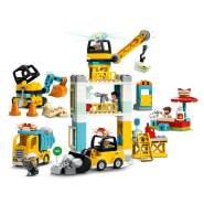 LEGO DUPLO® Baustelle - Große Baustelle mit Licht und Ton 10933