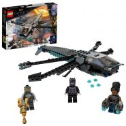 LEGO Marvel Super Heroes 76186 'Black Panthers Libelle', 202 Teile, ab 8 Jahren