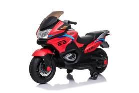 Elektro Motorrad Sport Bike 2x 45W 12V 7Ah Kinder Rot