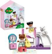 LEGO DUPLO 10926 'Kinderzimmer-Spielbox', 16 Teile, ab 2 Jahren, tolles Lern- und Bauspielzeug