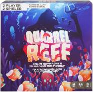 Mattel Games - Quarrel Reef - Strategiespiel