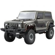 Amewi 'AMXRock AM18' ferngesteuertes Auto, RC, Modellauto, Scale Brushed, 1:18, Allradantrieb (4WD), RTR, 2,4 GHz inkl. Akku und Fernbedienung