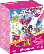 Playmobil EverDreamerz 70472 'Rosalee Comic World', 30 Teile, ab 7 Jahren