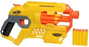 Hasbro E6748EU4 Nerf Alpha Strike Hammerstorm