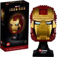 LEGO Marvel Super Heroes - Iron Mans Helm 76165