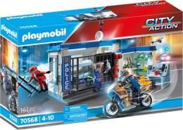 Playmobil City Action 70568 'Polizei: Flucht aus dem Gefängnis', 161 Teile, ab 4 Jahren