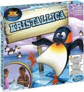 Hasbro 'Kristallica', ab 3 Jahren, 2 - 4 Spieler, 15 min Spielzeit