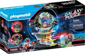 Playmobil Galaxy Police 70022 'Tresor mit Geheimcode', 55 Teile, ab 5 Jahren