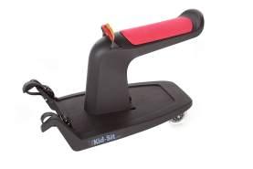 Kleine Dreumes Buggyboard Rot inkl. Sitz, max. Belastbarkeit 18 kg