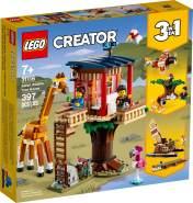 LEGO® Creator 31116 'Safari-Baumhaus', 379 Teile, ab 7 Jahren