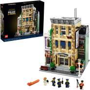 LEGO Creator Expert 10278 'Polizeistation', 2923 Teile, ab 18 Jahren