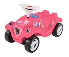 BIG 800056120 'Bobby-Car-Classic Peppa Pig' Limitierte Sonderedition, ab 12 Monaten, bis 50 kg belastbar, pink