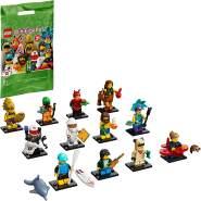 LEGO Minifigures 71029 'Minifiguren Serie 21', 8 Teile, ab 5 Jahren - 1x Minifigur, zufällige Auswahl