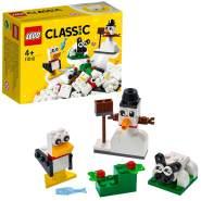 LEGO® Classic 11012 'Kreativ-Bauset mit weißen Steinen', 60 Teile, ab 4 Jahren