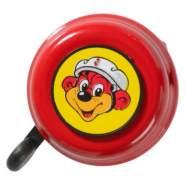 Puky 9923 Sicherheitsglocke G16 rot