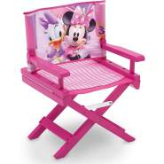 Disney Minnie Mouse Kinderklappstuhl pink