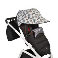 Cangaroo Universal Sonnenschutz für den Kinderwagen Kreise