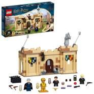 LEGO 76395 Harry Potter 'Hogwarts™: Erste Flugstunde', 264 Teile, ab 7 Jahren