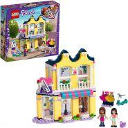 LEGO Friends 41427 'Emmas Mode-Geschäft', 343 Teile, ab 6 Jahren