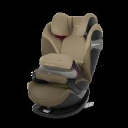 Cybex Gold 'Pallas S-Fix' Kindersitz Classic Beige