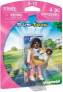 Playmobil Playmo-Friends 70563 'Mama mit Babytrage', 4 Teile, ab 4 Jahren