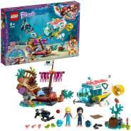 LEGO Friends 41378 'Rettungs-U-Boot für Delfine', 363 Teile, ab 6 Jahren