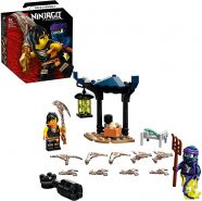 LEGO NINJAGO 71733 'Battle Set: Cole vs. Geisterkämpfer', 51 Teile, ab 6 Jahren