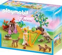 Playmobil Fairies 5451 'Harfenfee beim Waldkonzert' 60 Teile, ab 4 Jahren